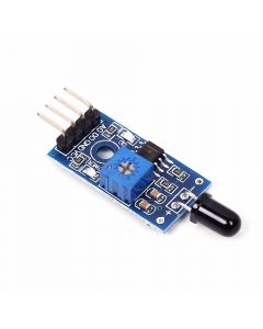 Monday Kids 5pcs/lot LM393 4 Pin IR Flame Detection Sensor Module Fire Detector Infrared Receiver Module for Arduino Diy Kit