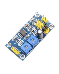 Monday Kids 2pcs/lot NE555 Pulse Generator Small Signal Generator Rectangular Wave Frequency Adjustable Duty Cycle