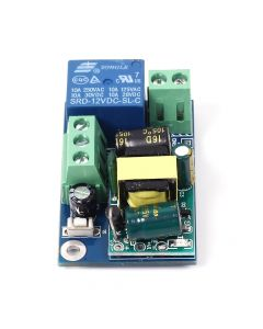 Monday Kids AC 220V WIFI Relay Switch Module Low Power Jog Mode Phone Remote Timer Control For Wireless Android IOS Smart Home