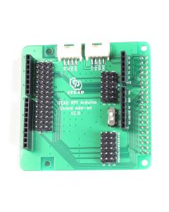 Monday Kids Adapter Board Add-on Pinboard for Arduino Shield to Raspberry Pi