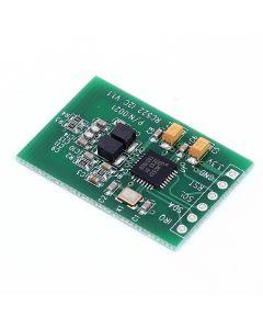 Monday Kids 13.56MHz RFID Module Card Reader Writer Module I2C Interface IC Card RF Sensor Module Ultra-Small RC522