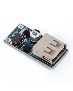 Monday Kids DC DC 0.9V-5V to 5V 600MA Power Bank Charger Step Up Boost Converter Supply Voltage Module USB Output Charging Circuit Board