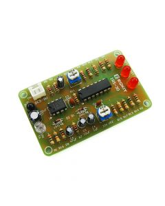 Monday Kids IRS-30 Infrared Reversing Indicator DIY Kit High Sensitivity Obstacle Avoidance Adjustable Infrared Sensor Ranging Module
