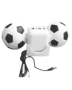 Monday Kids Mini Active Speaker DIY Kit Loudspeaker Suite Football Shape For Electronic Production Training Experimental Teaching Suite