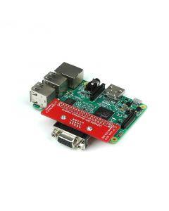 Monday Kids EP-0073 VGA666 Gert-VGA Adapter Board Module GPIO To VGA for Raspberry Pi 3B / 2B / B+