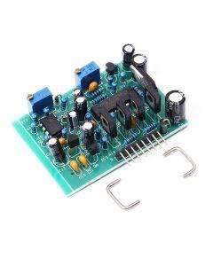 Monday Kids 13-40KHz Inverter Driver Board SG3525 LM358 High Current High Frequency Adjustable DC 12-24V Driving 5000W