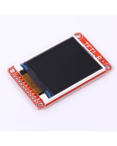 """Monday Kids 1.8"""" 1.8 Inch TFT LCD Screen ST7735 128x160 Dot Matrix Support Micro SD Card for Arduino Micro SD TFT LCD Display 3.3V 5V"""