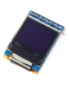 "Monday Kids  White 0.66 inch OLED Display Module 64x48 0.66"" LCD Screen SPI for Arduino AVR STM32"