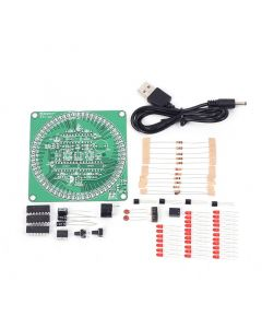 Monday Kids 60 Second Countdown Timer DIY Kit Red Smart Timing Alarm Electronic Parts and Components Eletronicos Electronic DIY