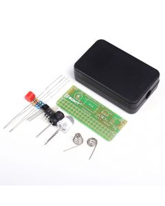 Monday Kids DIY Kits 1.5V Flashing Lights Kit Soldering Practice Circuit Board Universal Flashlight Plate Electronic Manufacturing Parts