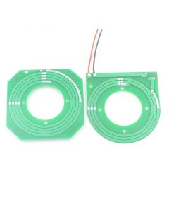 Monday Kids High Power PCB Wireless Power Supply Module Adjustable Wireless Charge Charging Module Transmission Receiver Module