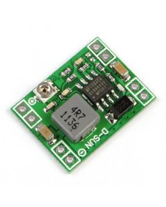 Monday Kids DC-DC 4.5V-28V to 0.8V-20V Adjustable Step Down Module Buck Converter Board Power Supply Module 1.5Mhz