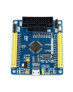 Monday Kids STM32F103RBT6 Minimum System Board MCU STM32 Development Board 128K FLASH 20K RAM Core Board (LCD Screen not Include)