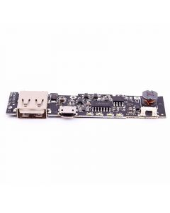 Monday Kids 3pcs 5V 2.1A Power Bank Charger Module Charging Circuit Board PCB Step Up Boost Power Module DIY 8650 Battery For Xiaomi