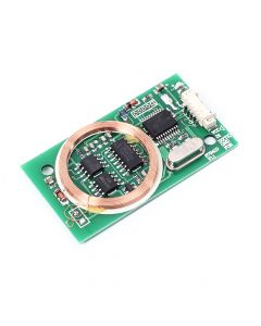 Monday Kids DC 5V Dual Frequency WG26 Read RFID Wireless Module for IC/ID/Mifare Card 13.56MHz Card 125KHz Rfid Module