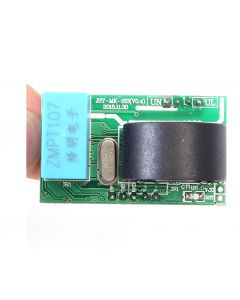 Monday Kids 220V 50A Single-Phase AC Current Sensor Electric Parameters Detector Current Voltage Power Frequency Capacity Measuring Module