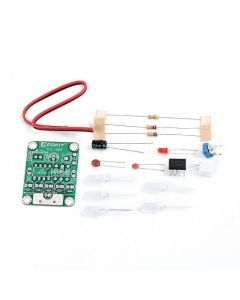 Monday Kids TDL-555 Touch Delay LED Light DIY Kit TOR Format DIY LED Kit Parts Light DC 5V