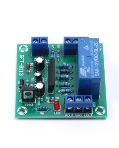Monday Kids 11-26V UPC1237 Speaker Protection Board Dual Channel Loudspeaker Power-On Delay DC Protect Module For Audio Amplifier Amp