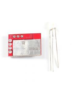 Monday Kids TP5000 4.2V/3.6V 1A Lithium Battery Charging Board Charger Module 4.2V 3.6V LiPo Li-ion Iron Phosphate Battery LED Indicator