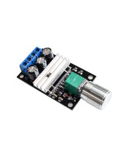 Monday Kids 2pcs/lot 6V 12V 24V 28V 3A Input 80W DC Motor Speed Controller PWM Adjustable Variable Speed Switch DC Motor Driver 1203BK