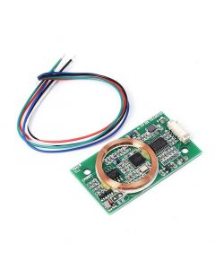 Monday Kids DC 5V Dual Frequency Read/Write RFID Wireless Module UART 13.56MHz 125KHz 50mA for IC/ID/Mifare Card