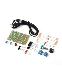 Monday Kids OTL-1 Power Amplifier Circuit DIY Kit High Sensitivity OTL Discrete Component Amplifier Suite for Exercise welding skills