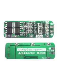 Monday Kids 3S 20A Li-ion 18650 Lithium Battery Protection Board Lipo Battery Charger Protect PCB BMS 12.6V Cell Module For Drill Motor