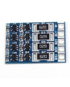 Monday Kids 4S 3.6V DIY 58mA 18650 Lithium Iron Phosphate Battery Charger Protection Board Balanced Function Polymer Li-ion Charging Module