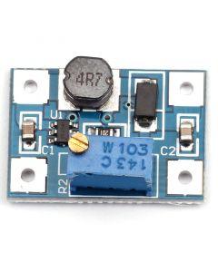 Monday Kids SX1308 DC-DC 2-24V to 2-28V Step Up Power Module Adjustable Voltage Boost Converter 2A Smart Electronics