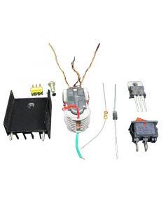 Monday Kids DIY Kits 15KV 15000V High Voltage Pressure Generator Igniter Kit Step-Up Boost Module Coil Transformer Driver Plate Suite 2A