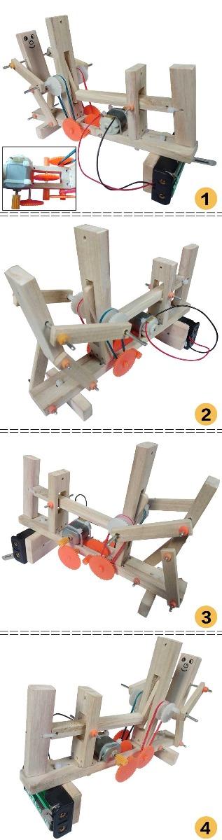 Mondaykids Multi-Linkage Structure Hammer