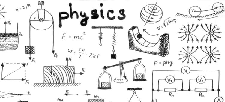 mondaykits physics illustration